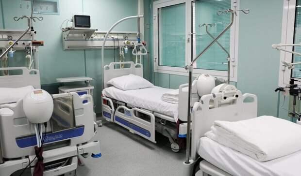 Стационары Оренбуржья «ломятся» отпациентов cкоронавирусом