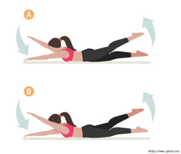 Лучщие упражнения в домашних условиях1 (700x596, 75Kb)