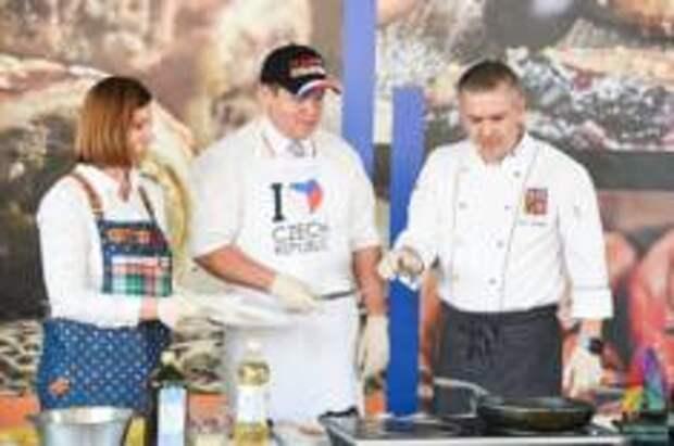 Фестиваль «Пенная Чехия» пройдет в Москве