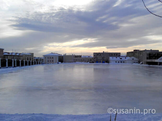 Жителей Ижевска пригласили покататься на коньках в поддержку тяжелобольных детей