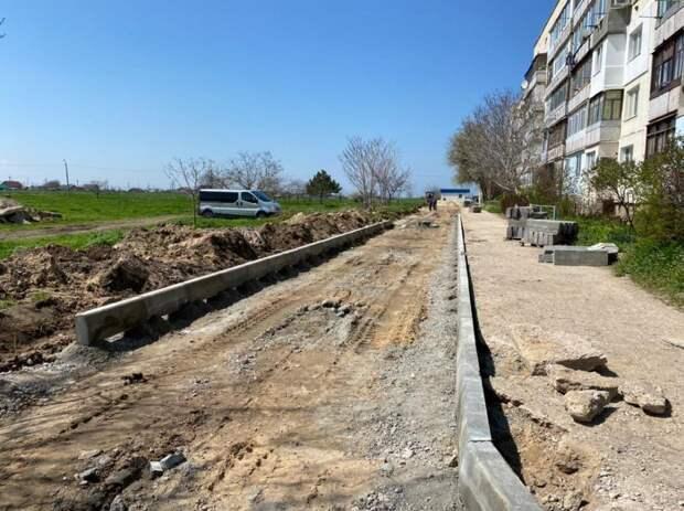 Представитель МинЖКХ Крыма провел мониторинг 12 объектов благоустройства