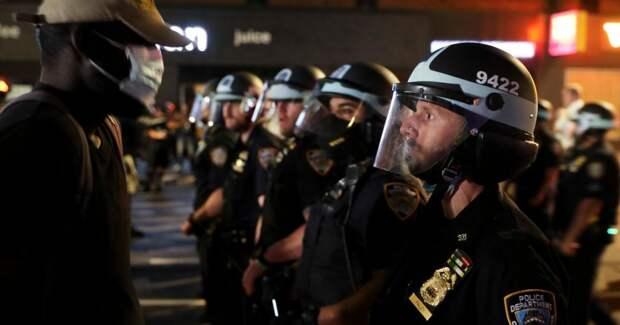 В США решили жестче обходиться с участниками беспорядков