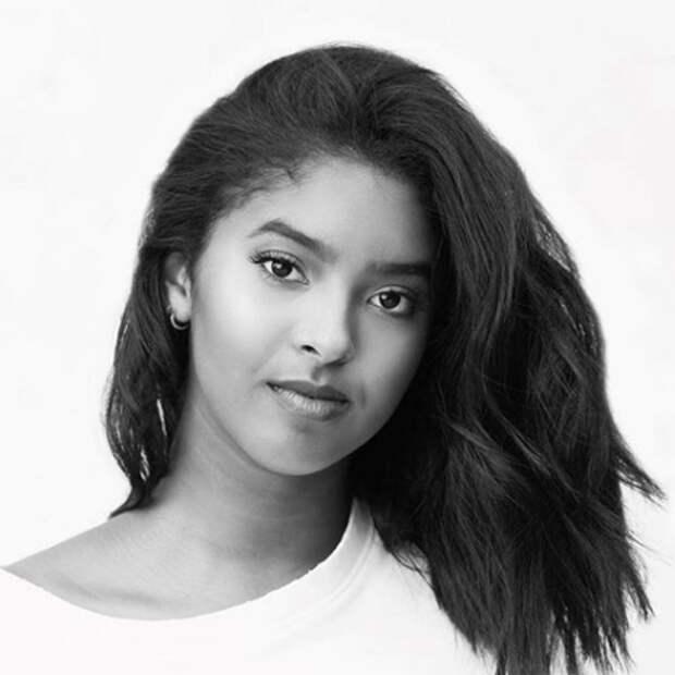 Старшая дочь Коби Брайанта подписала контракт с модельным агентством