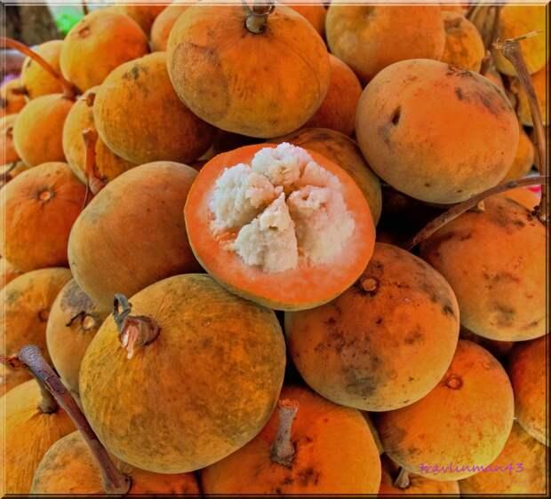 20 съедобных плодов, о которых немногие слышали