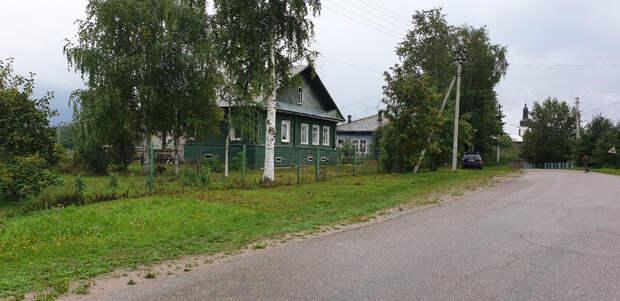 Улицы в деревне Горицы