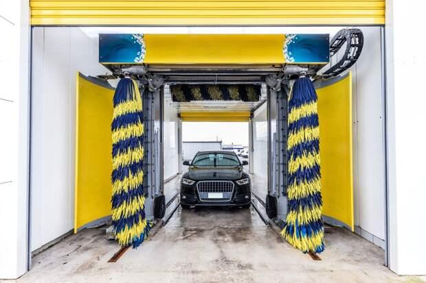 Внимание. Как часто следует мыть автомобиль?