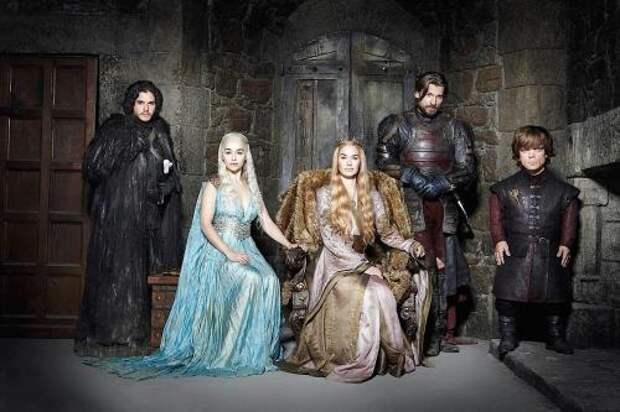 Для борьбы со спойлерами актеры «Игры престолов» получают самоуничтожающиеся сценарии