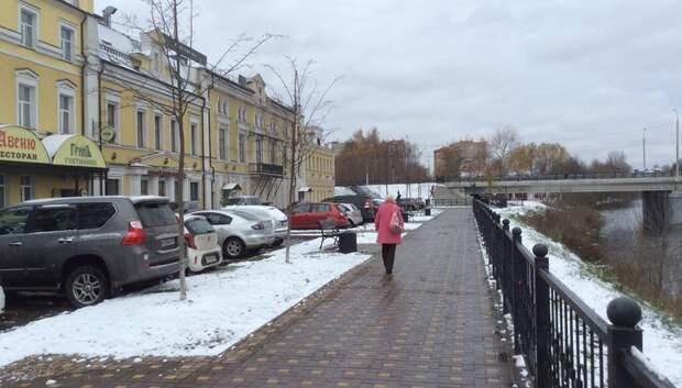 Снежный покров в Московском регионе появится позже обычного