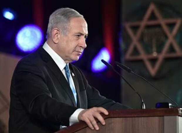 Нетаньяху отказался от планов лететь в Вашингтон с семьей на частном самолете из-за шквала критики