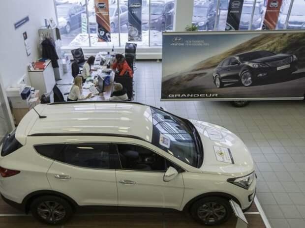 По программе утилизации удалось продать 36 тыс. новых машин