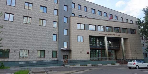 Навального привезли в суд