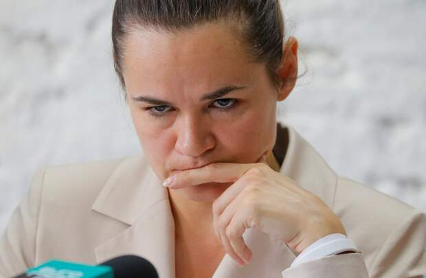 Голос Мордора: А где же 80% белорусов, проголосовавших за Тихановскую?