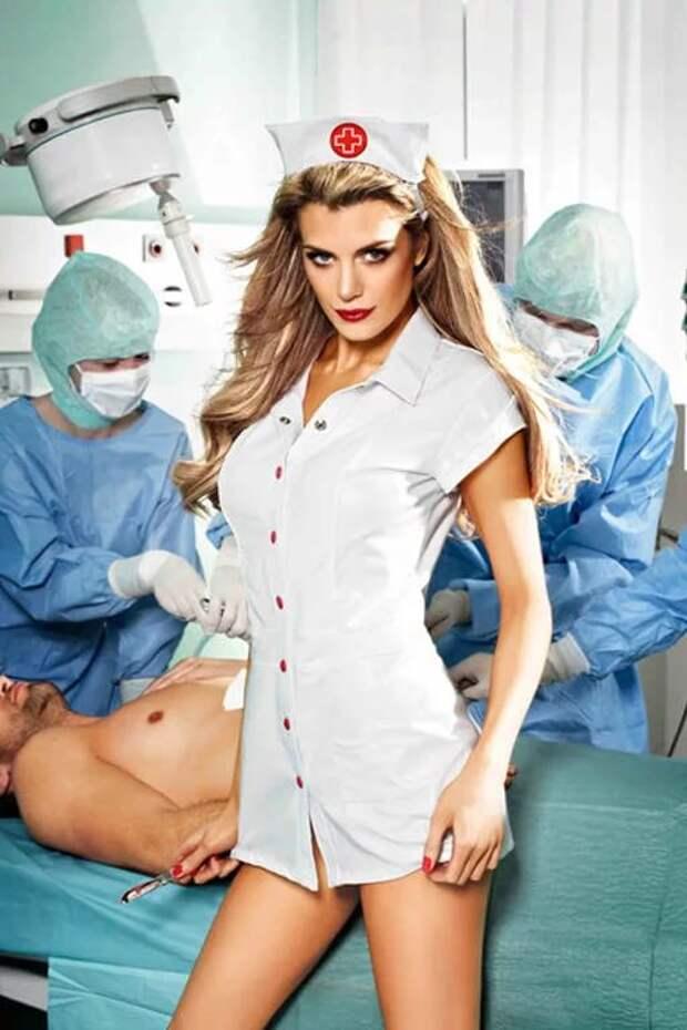 Медсестры твоей мечты.