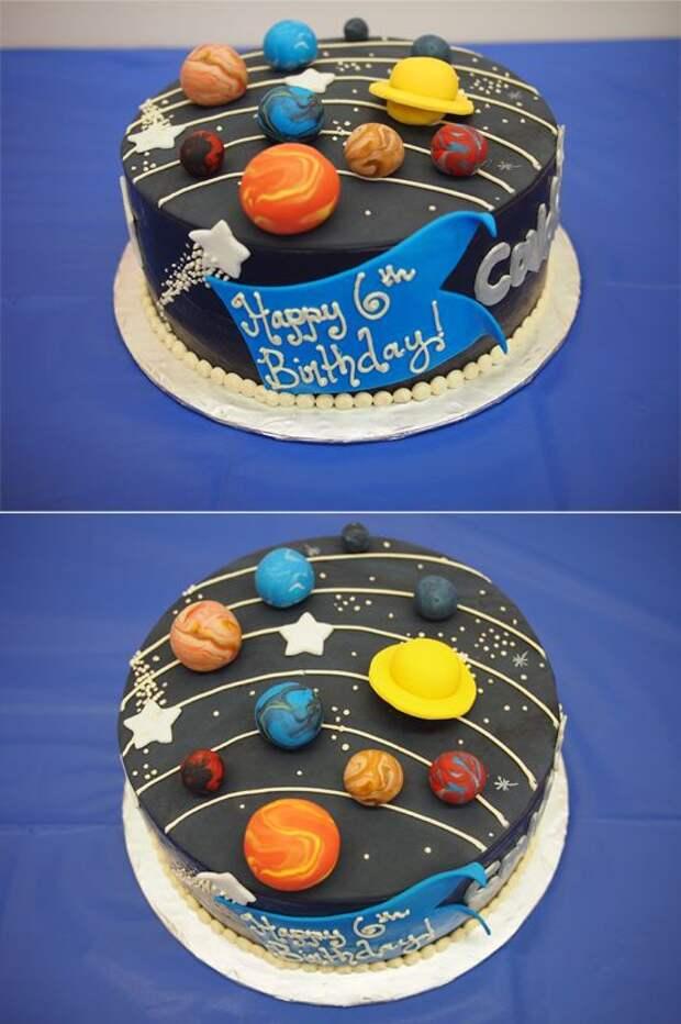 космические сладости на тему космоса