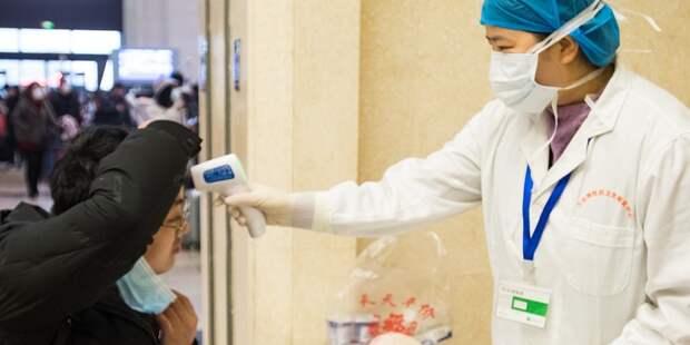 В КНР зафиксировано около 6000 случаев заражения коронавирусом