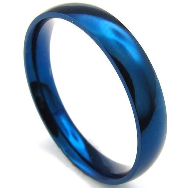 Синее золото: из чего оно сделано и является ли на самом деле золотом