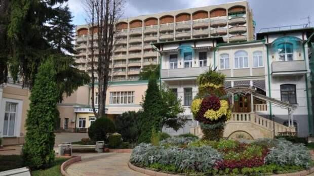 Следственный комитет сообщил подробности дела директора санатория на Ставрополье