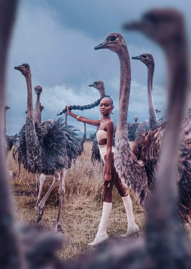 Восхитительная Кения в фотографиях москвички Кристины Макеевой