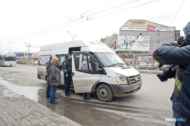 Популярная маршрутка через «МЕГУ» перестала ходить из-за нехватки водителей