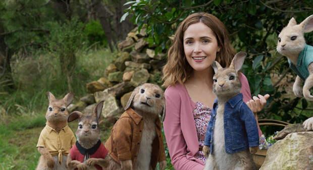 «Кролик Питер»: Любовь-морковь