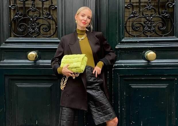 Модное сочетание цветов одежды 2021: палитра, которая передает умиротворение и спокойствие