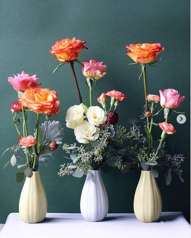 Что о вас расскажет ваш выбор цветка?