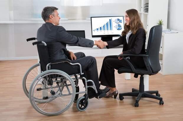 Более 4,4 тысячи вакансий предложено для инвалидов в Подмосковье