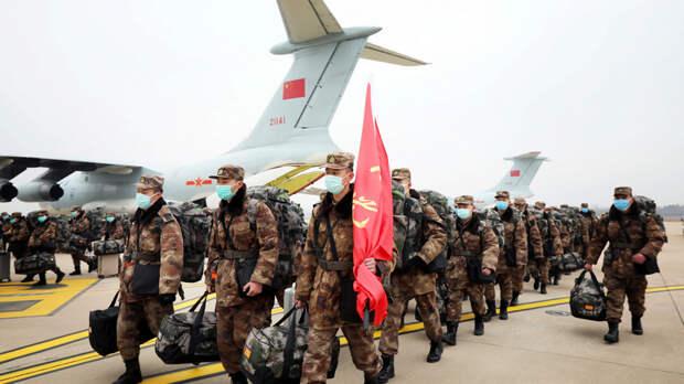 SCMP: китайские ВВС готовятся к бою на фоне напряжённости с США в Южно-Китайском море