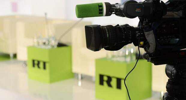 Запад негодует: RT «отбирает хлеб» у европейских журналистов