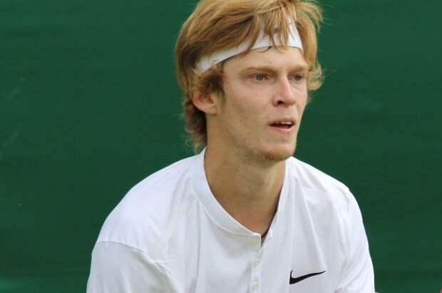 Теннисист Рублёв квалифицировался на Итоговый турнир ATP