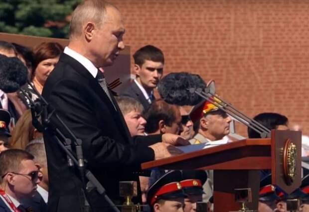 Парад Победы в Москве состоялся: кто в нем участвовал и о чём говорил Путин