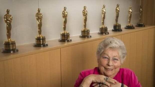 Оскараносный монтажёр Энн Коутс скончалась на 93-м году жизни