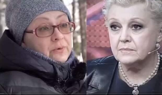 Родственница Дрожжиной: Мама Натальи была молдавской цыганкой и учила нехорошим вещам