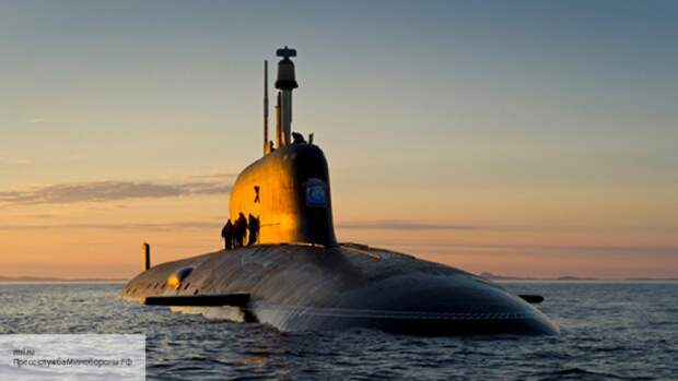 NI: Россия получит по-настоящему «свирепую» подлодку