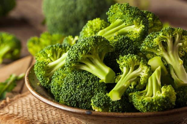 Брокколи — овощ, который необходим нашему организму