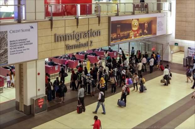 Фотоэкскурсия по лучшему аэропорту планеты