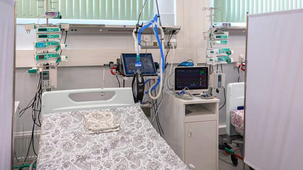 Лекарств нет, риск - колоссальный: Главврач ГКБ № 71 попросил не занимать места в больницах