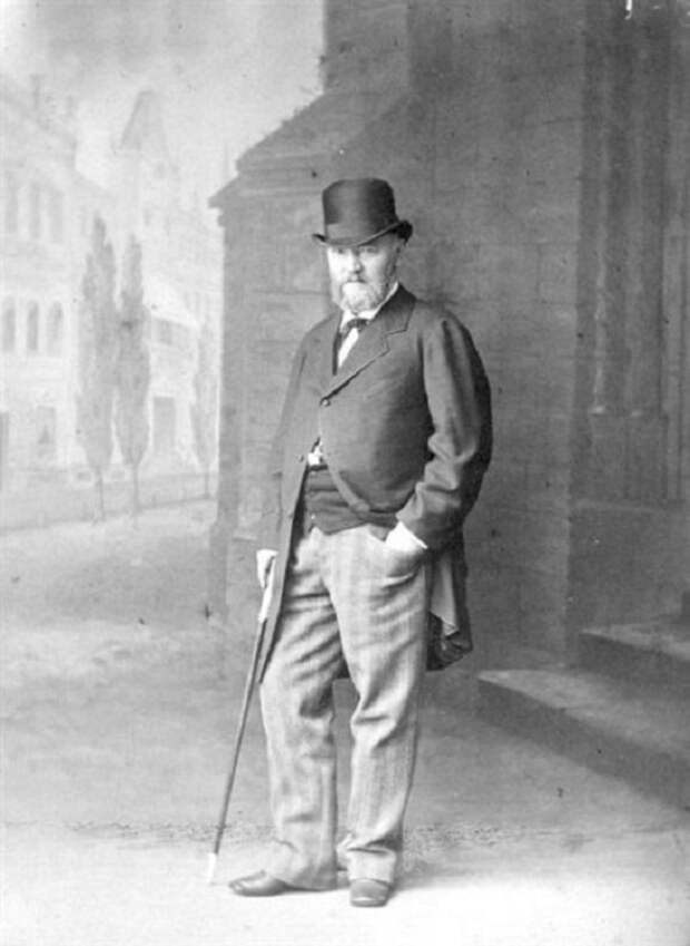 Александр Николаевич Островский. 1879 год.
