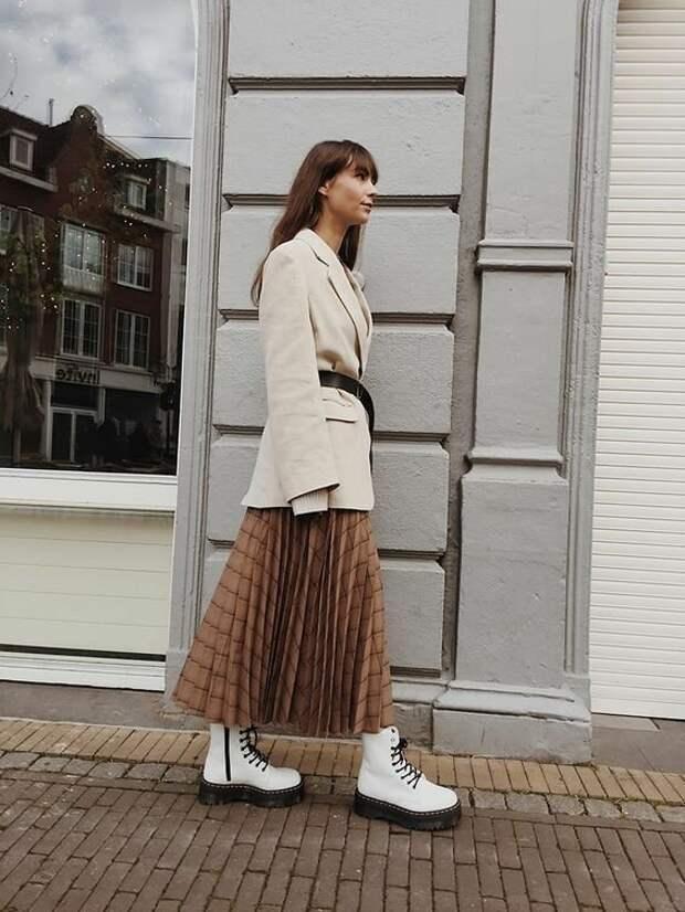 В этих ботинках женщины 40+ всегда выглядит стильно и дорого