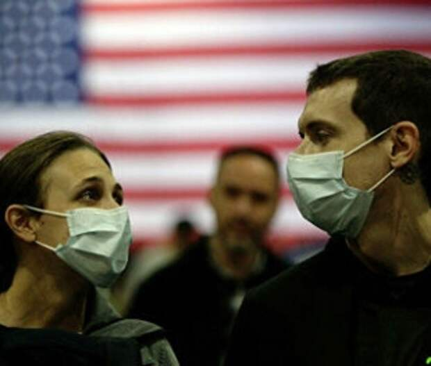 """Хроники коронакризиса-2. Падение """"американского шкафа"""""""