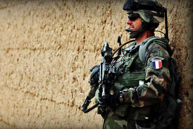 Краповые береты или Французской легион: чья подготовка лучше