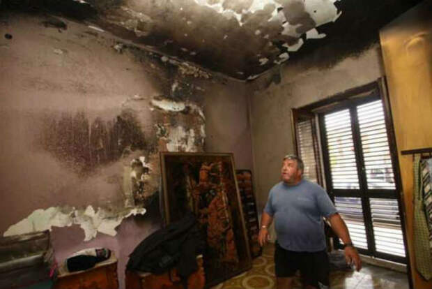 В городе возобновились случаи самовозгорания_6