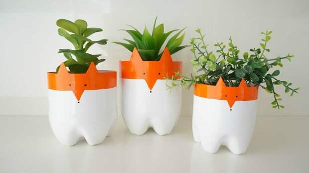 вазы-лисички