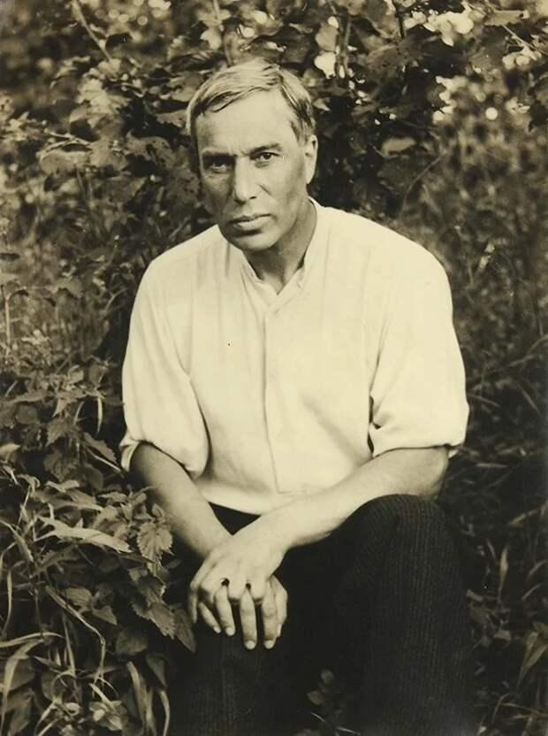Поэт Борис Пастернак