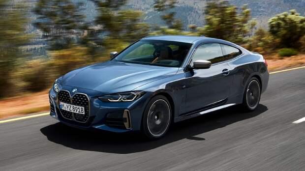 BMW 430I 2021 - пытаемся не видеть очевидного
