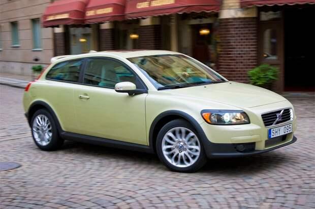 Надежный хэтчбек за 300 т.р? Присмотритесь к Volvo C30.