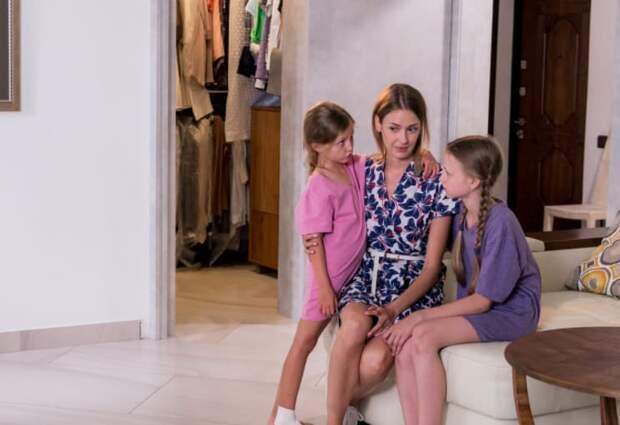 Сериал «Найди нас, мама!»: актеры и их роли в картине