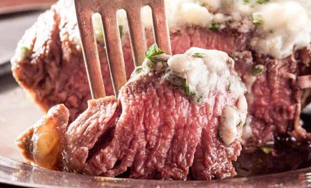 Взяли жесткое мясо и сделали мягким и нежным