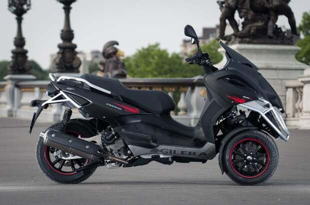 Объяснительная вежливого мотоциклиста