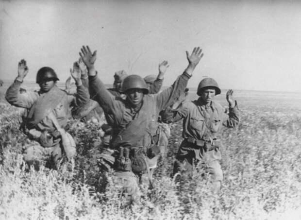 Бойцы НКВД имитировали сдачу в плен. Зачем это было нужно и чем закончилось.